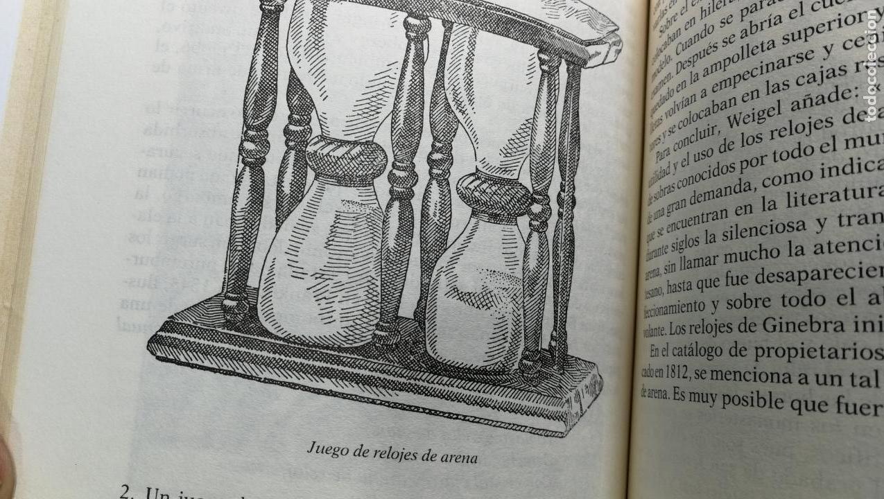 Herramientas de relojes: TRES GRANDES LIBROS DEL RELOJ, RELOJERÍA, DEL ARTE RELOJERO - Foto 34 - 167837412