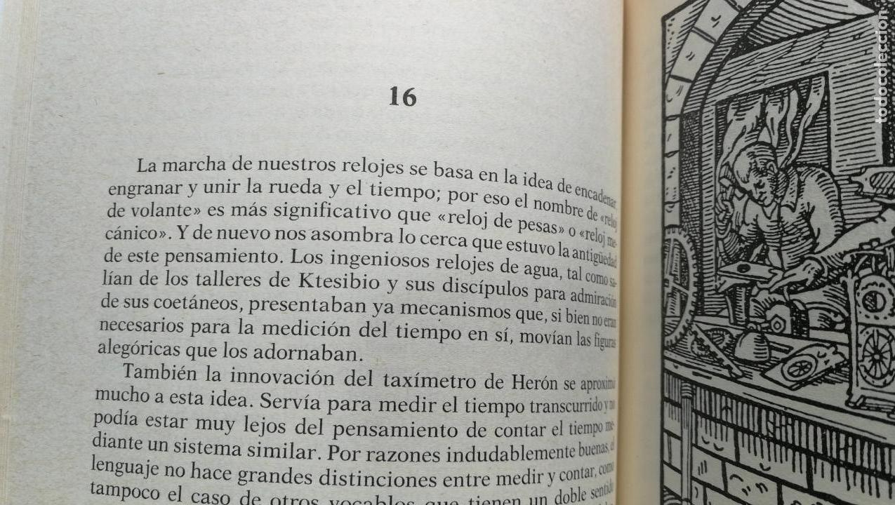 Herramientas de relojes: TRES GRANDES LIBROS DEL RELOJ, RELOJERÍA, DEL ARTE RELOJERO - Foto 36 - 167837412