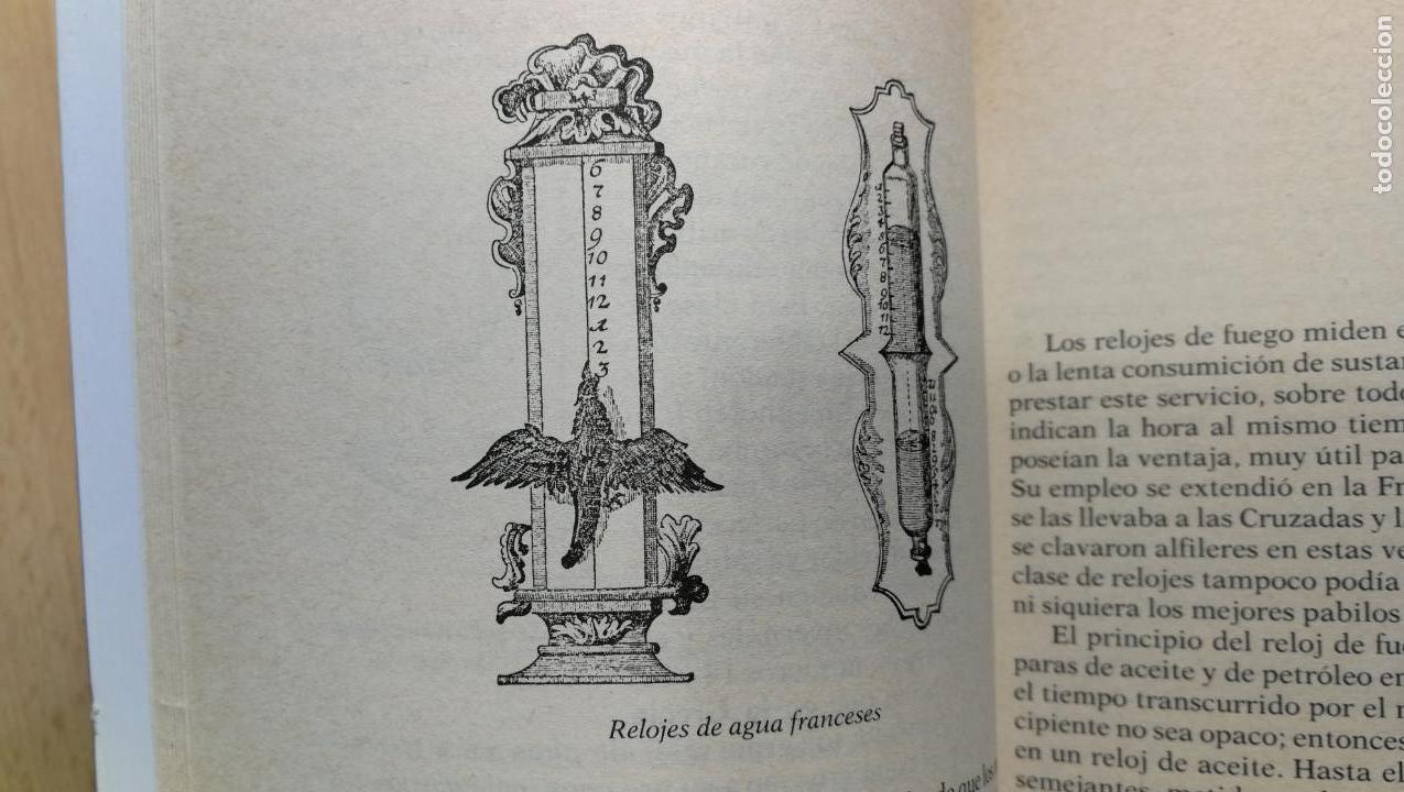 Herramientas de relojes: TRES GRANDES LIBROS DEL RELOJ, RELOJERÍA, DEL ARTE RELOJERO - Foto 37 - 167837412