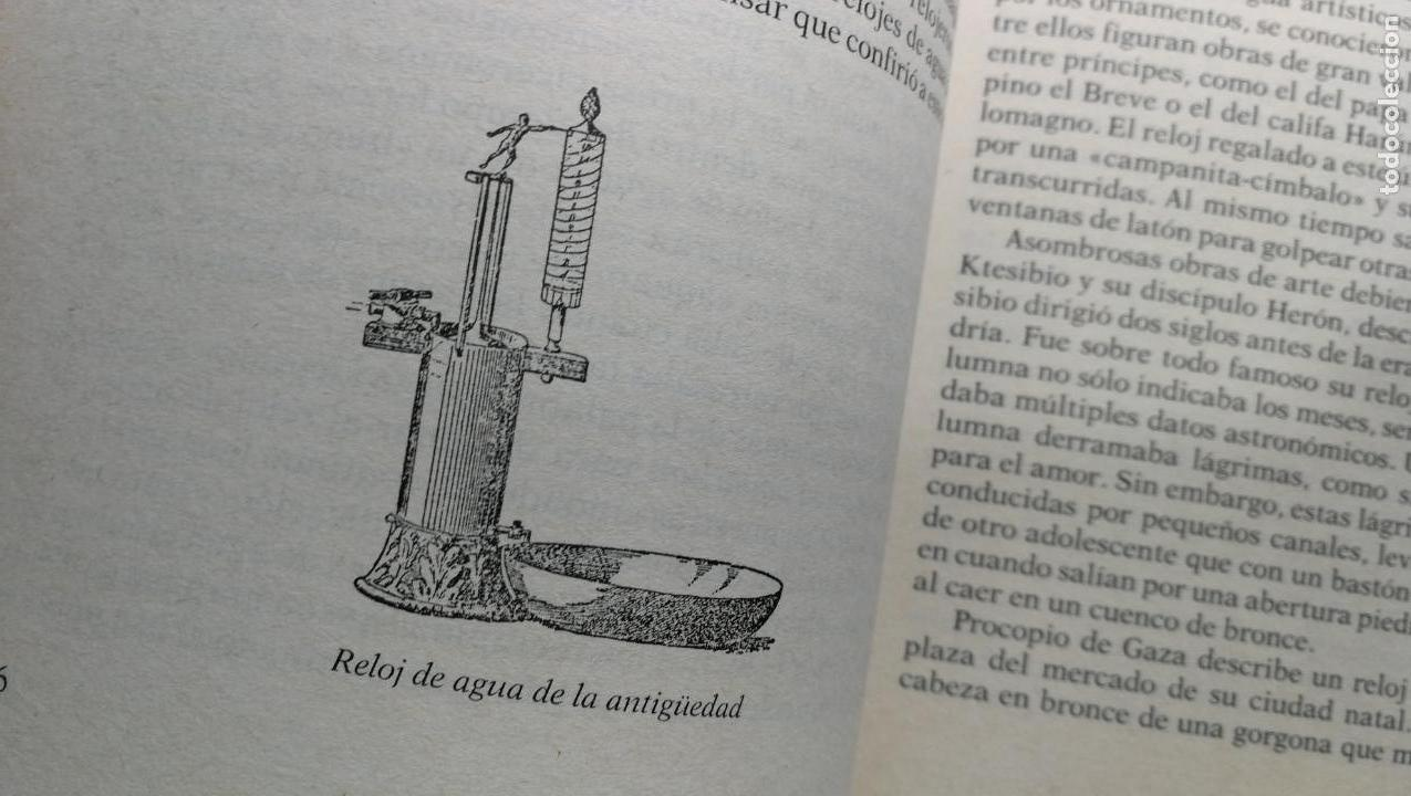 Herramientas de relojes: TRES GRANDES LIBROS DEL RELOJ, RELOJERÍA, DEL ARTE RELOJERO - Foto 39 - 167837412
