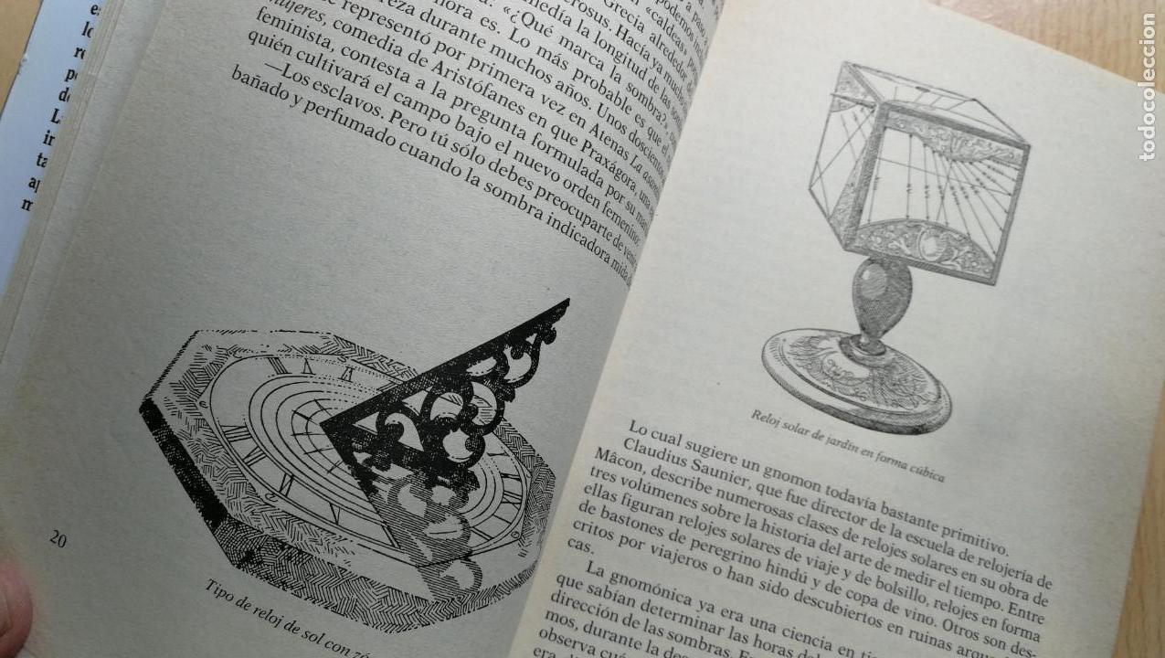 Herramientas de relojes: TRES GRANDES LIBROS DEL RELOJ, RELOJERÍA, DEL ARTE RELOJERO - Foto 41 - 167837412