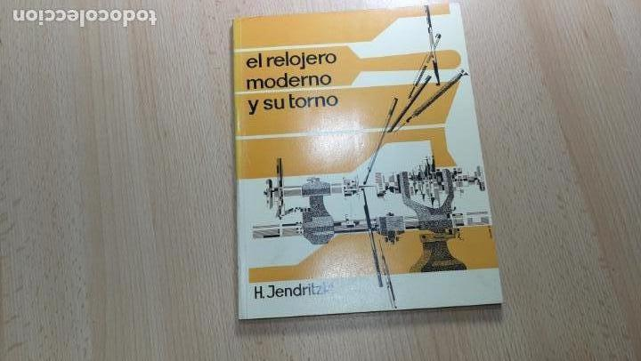 Herramientas de relojes: TRES GRANDES LIBROS DEL RELOJ, RELOJERÍA, DEL ARTE RELOJERO - Foto 42 - 167837412