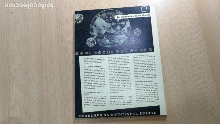 Herramientas de relojes: TRES GRANDES LIBROS DEL RELOJ, RELOJERÍA, DEL ARTE RELOJERO - Foto 43 - 167837412