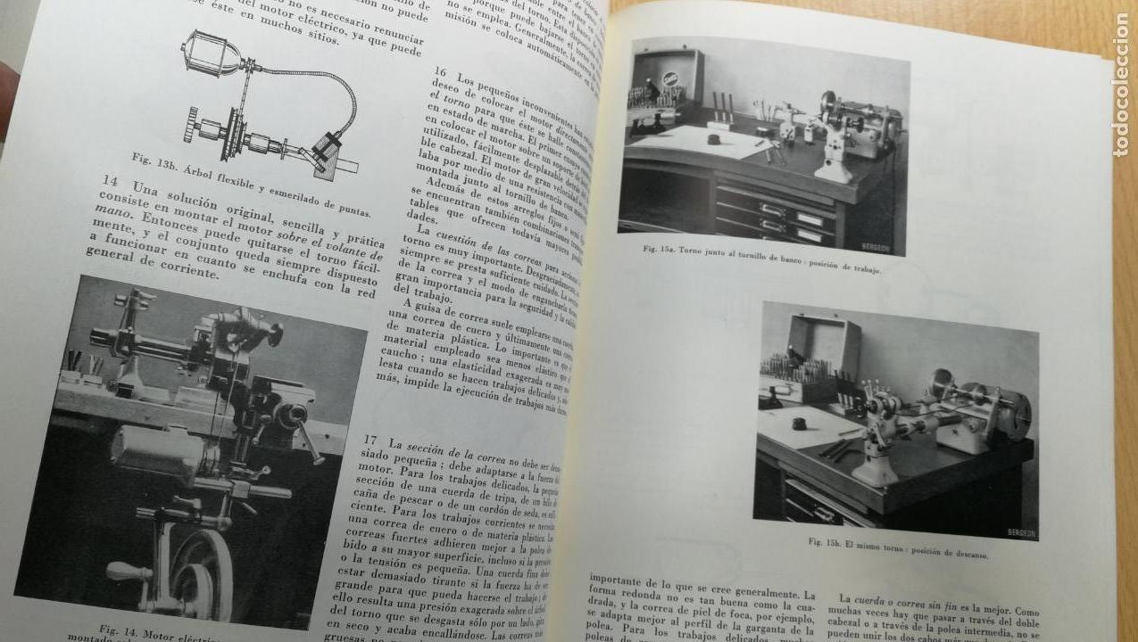 Herramientas de relojes: TRES GRANDES LIBROS DEL RELOJ, RELOJERÍA, DEL ARTE RELOJERO - Foto 54 - 167837412