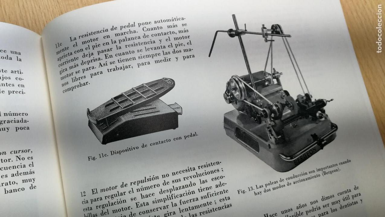Herramientas de relojes: TRES GRANDES LIBROS DEL RELOJ, RELOJERÍA, DEL ARTE RELOJERO - Foto 56 - 167837412