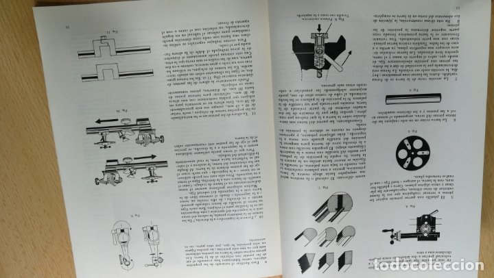 Herramientas de relojes: TRES GRANDES LIBROS DEL RELOJ, RELOJERÍA, DEL ARTE RELOJERO - Foto 70 - 167837412