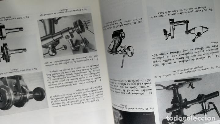 Herramientas de relojes: TRES GRANDES LIBROS DEL RELOJ, RELOJERÍA, DEL ARTE RELOJERO - Foto 74 - 167837412