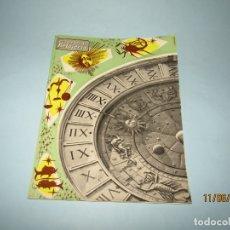 Herramientas de relojes: ANTIGUA REVISTA TRIMESTRAL CUADERNOS DE RELOJERÍA INFORMACIÓN RELOJERIA ALTA CALIDAD - Nº 11 DE 1957. Lote 167919760