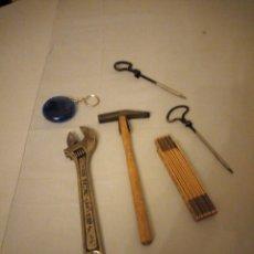 Herramientas de relojes: LOTE DE HERRAMIENTAS.. Lote 175314079