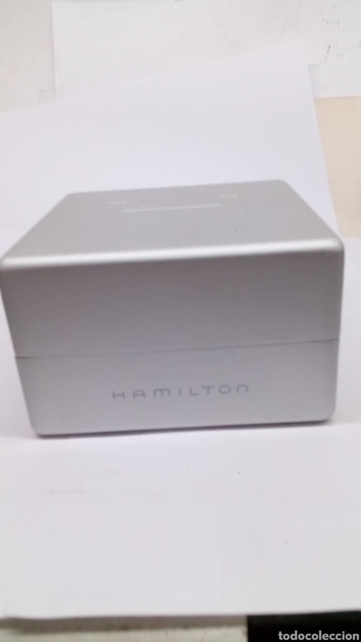 Herramientas de relojes: Caja de Reloj Hamilton - Foto 2 - 175504244