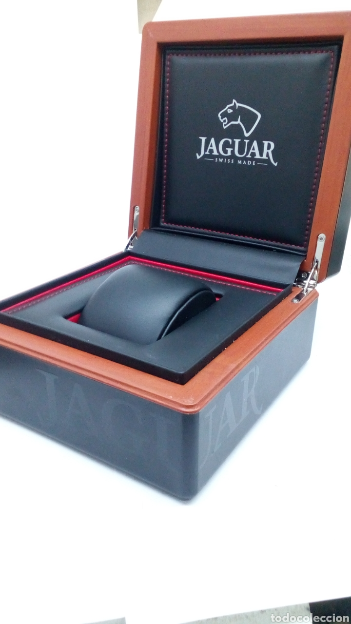 Herramientas de relojes: Caja para Reloj Jaguar - Foto 2 - 175505045