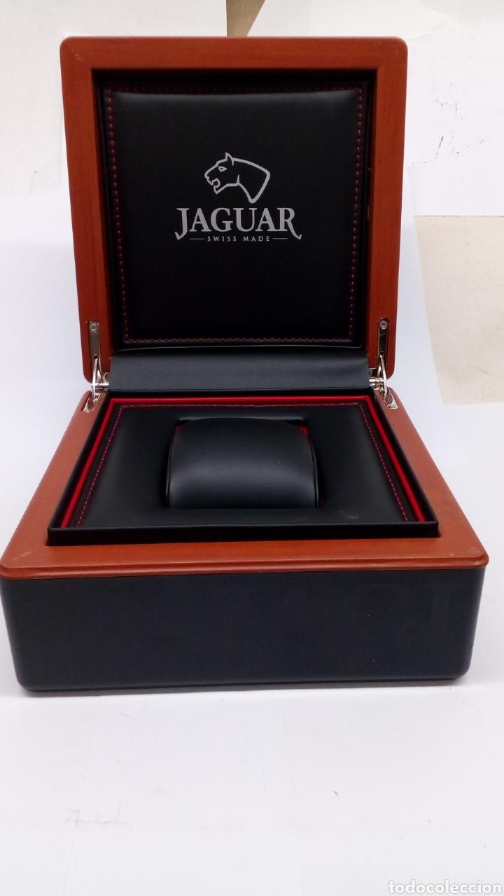 Herramientas de relojes: Caja para Reloj Jaguar - Foto 3 - 175505045