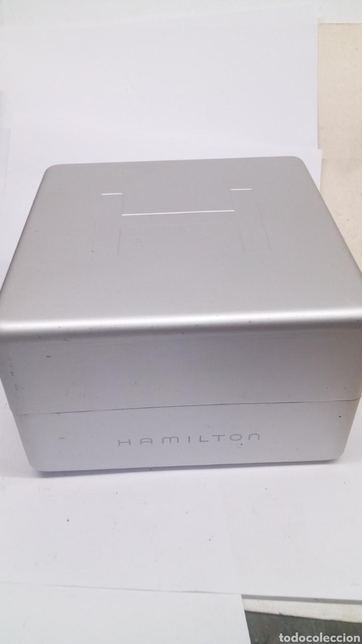 Herramientas de relojes: Caja de reloj Hamilton - Foto 2 - 175536637