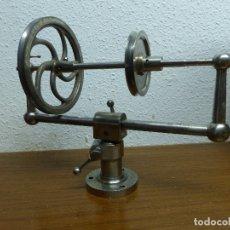 Herramientas de relojes: VARIADOR DE VELOCIDAD PARA TORNO DE RELOJERO. Lote 176050297
