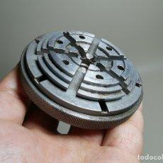 Herramientas de relojes: G. BOLEY - 6 MM,,,PLATO UNIVERSAL DE 6 GARRAS,,,TORNO DE RELOJERO. LORCH. Lote 176682854