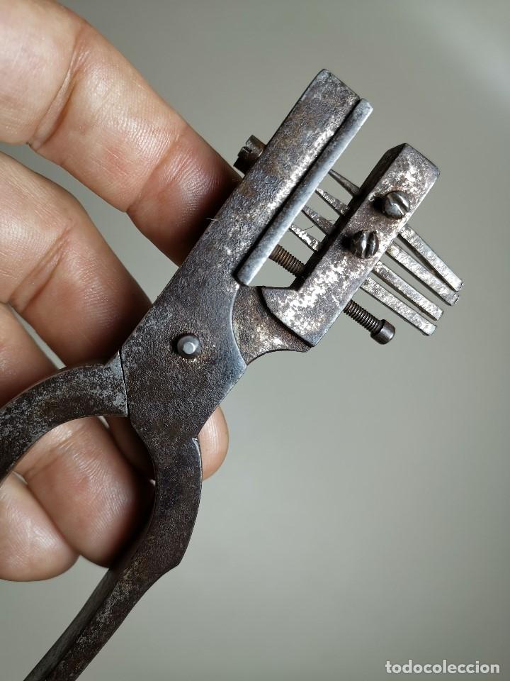 Herramientas de relojes: UTIL HERRAMIENTA RELOJERO SIGLO XIX,,,- FRANCE- - Foto 5 - 177174827