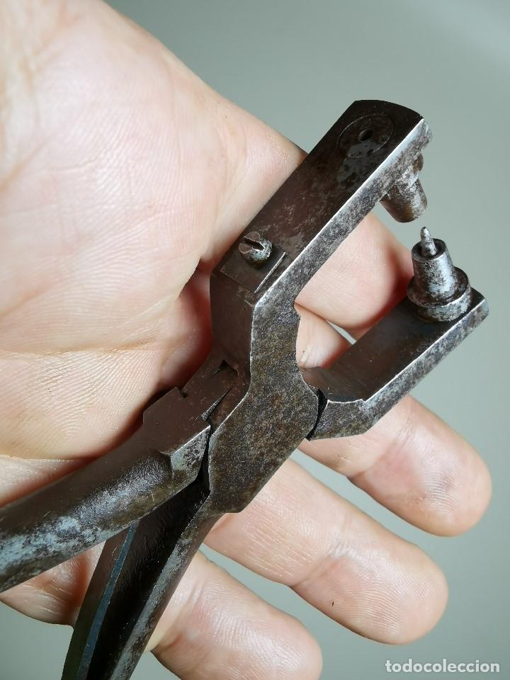 Herramientas de relojes: UTIL HERRAMIENTA RELOJERO SIGLO XIX,,,CON MARCAJES - FRANCE- - Foto 9 - 177174977