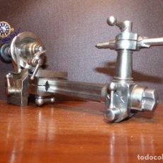 Herramientas de relojes: TORNO DE RELOJERO 6,5 MM.. Lote 177179220