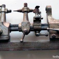 Outils d'horloger: TORNO DE RELOJERO ANTIGUO. Lote 178284747