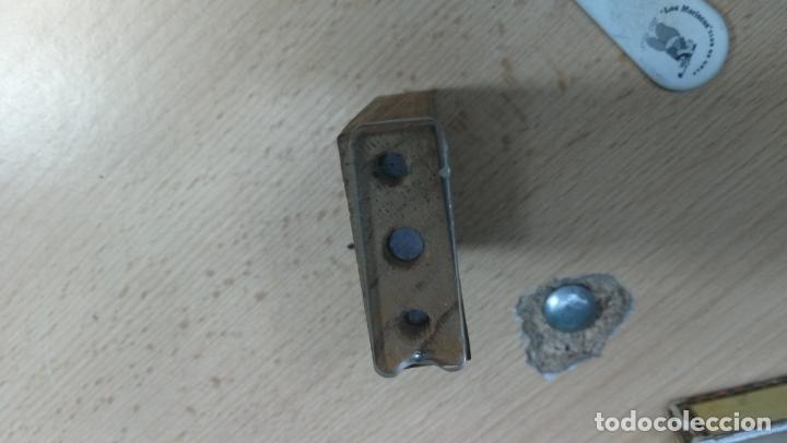 Herramientas de relojes: MAGNIFICO LOTE DE UTENSILIOS LA MAYORÍA RAROS DE RELOJERÍA O RELOJERO - Foto 37 - 180179067