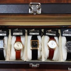 Herramientas de relojes: EXPOSITOR DE RELOJES. Lote 181454096