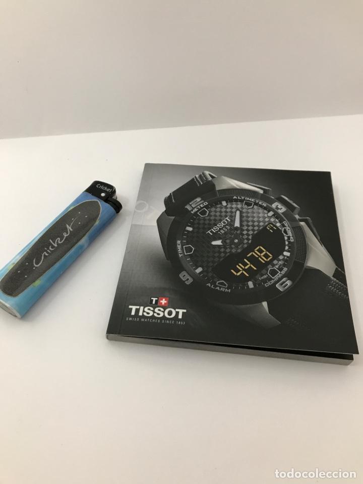 Herramientas de relojes: manual de instrucciones de funcionamiento reloj tissot - Foto 2 - 182951922