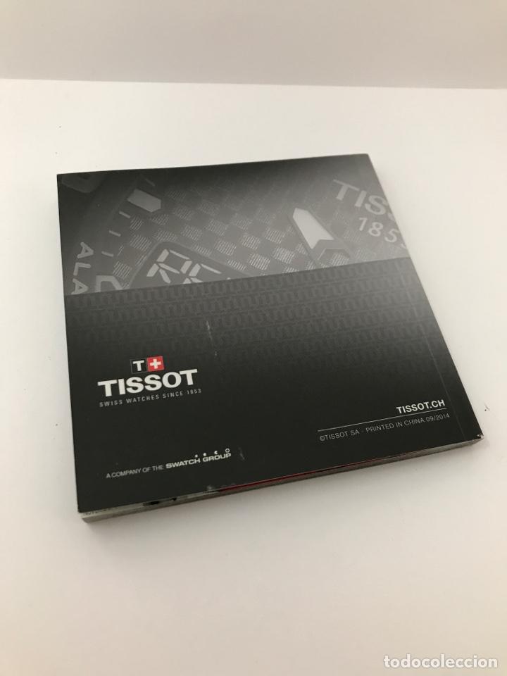 Herramientas de relojes: manual de instrucciones de funcionamiento reloj tissot - Foto 3 - 182951922