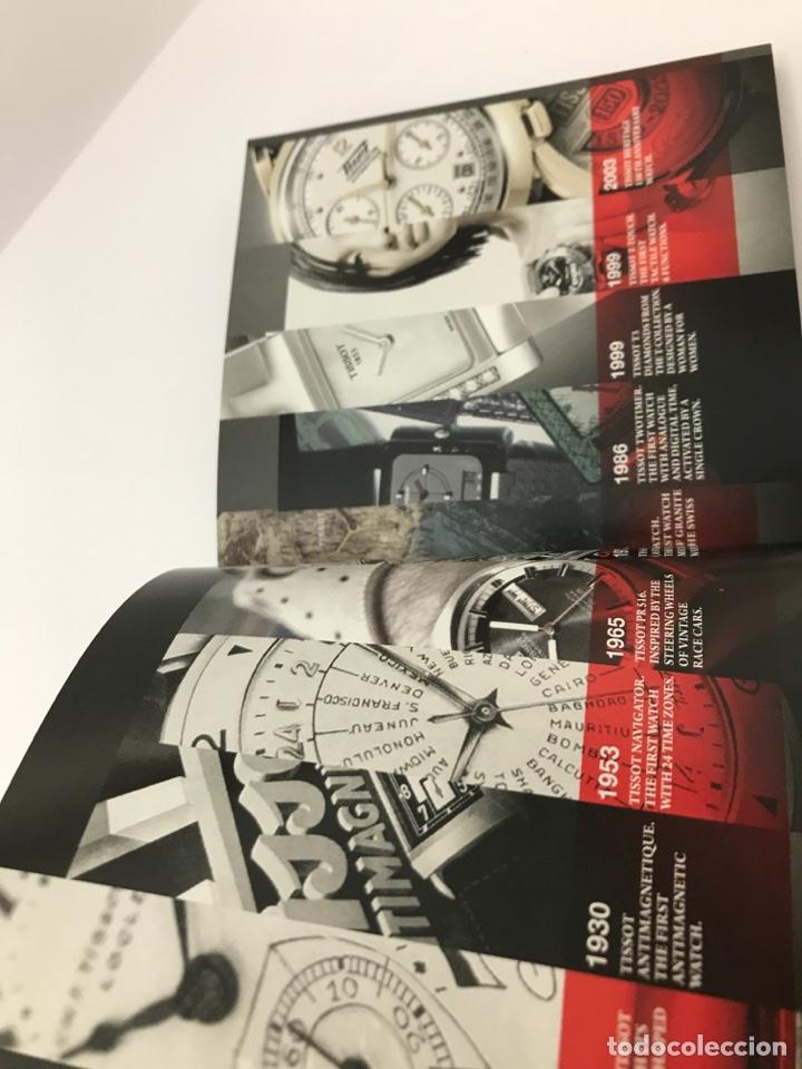 Herramientas de relojes: manual de instrucciones de funcionamiento reloj tissot - Foto 4 - 182951922