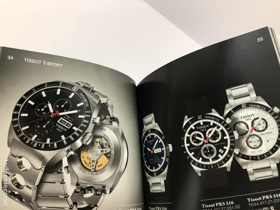 Herramientas de relojes: manual de instrucciones de funcionamiento reloj tissot - Foto 5 - 182951922