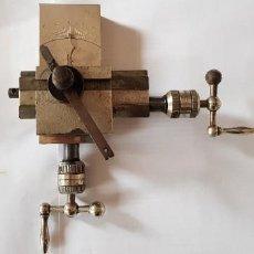 Outils d'horloger: CARRO DE PRECISIÓN PARA TORNO DE RELOJERO BOLEY & LEINEN DE 8 MM-. Lote 183693571