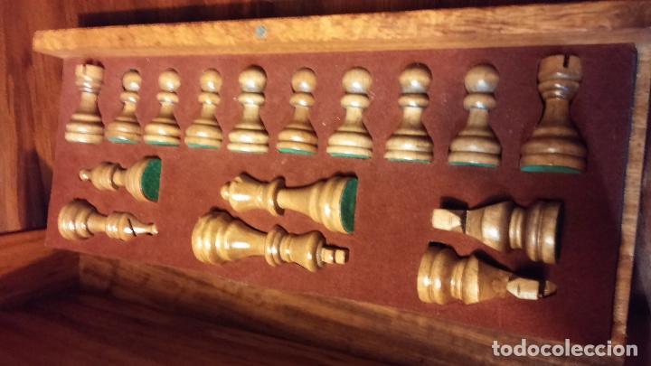 Herramientas de relojes: Botita caja con llave para guardar tábaco, relojes, joyas o lo que se quiera, creo que de cedro - Foto 8 - 183865775