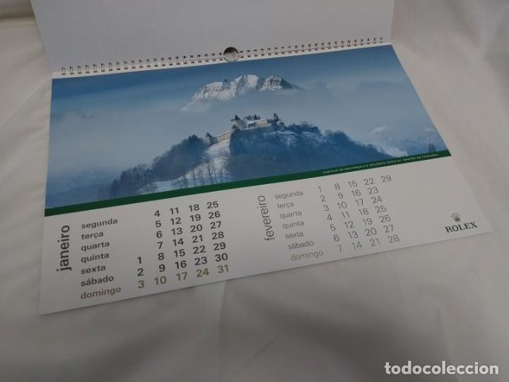 Herramientas de relojes: ROLEX 2016 Wall Calendar - Foto 2 - 184608462