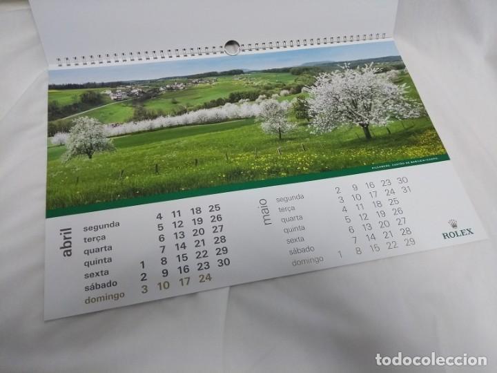 Herramientas de relojes: ROLEX 2016 Wall Calendar - Foto 5 - 184608462