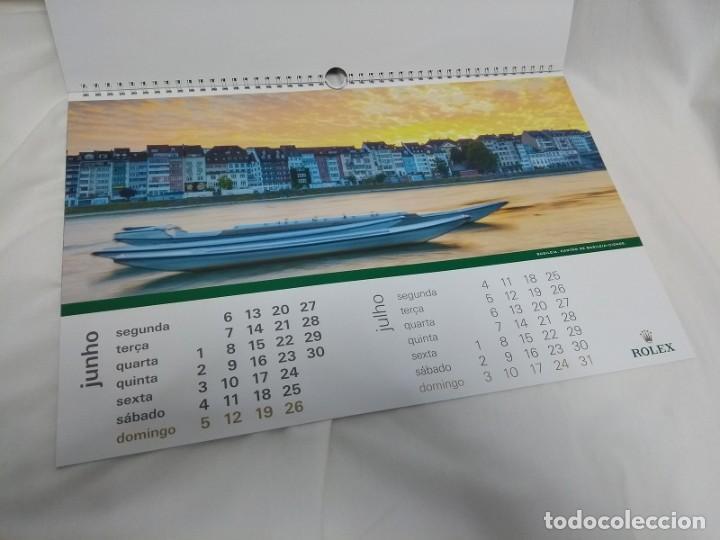 Herramientas de relojes: ROLEX 2016 Wall Calendar - Foto 7 - 184608462