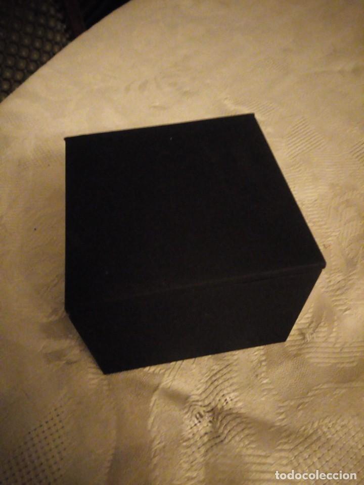 Herramientas de relojes: Caja de reloj military suisse made con almohadilla - Foto 2 - 184665758