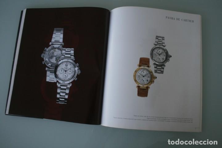 LUJOSO CATALOGO RELOJES CARTIER: TANK PANTHERE BAIGNORE TORTUE ROADSTER PASHA - 92 PAGINAS (Relojes - Herramientas y Útiles de Relojero )
