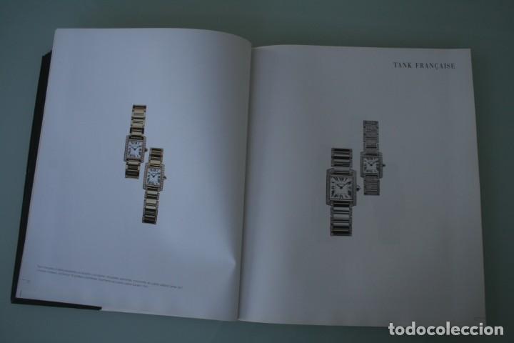 Herramientas de relojes: LUJOSO CATALOGO RELOJES CARTIER: TANK PANTHERE BAIGNORE TORTUE ROADSTER PASHA - 92 PAGINAS - Foto 11 - 185715583