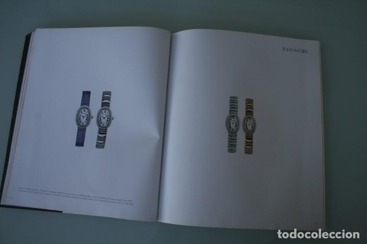 Herramientas de relojes: LUJOSO CATALOGO RELOJES CARTIER: TANK PANTHERE BAIGNORE TORTUE ROADSTER PASHA - 92 PAGINAS - Foto 13 - 185715583