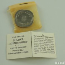Herramientas de relojes: LLAVE ESPECIAL BULOVA ACCUTRON . Lote 190304316