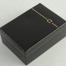 Herramientas de relojes: CAJA ORIGINAL, RELOJ OMEGA ACABADOS DE LUJO. Lote 190486736