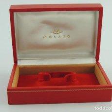 Herramientas de relojes: CAJA ORIGINAL, RELOJ MOVADO ACABADOS DE LUJO. Lote 190486837