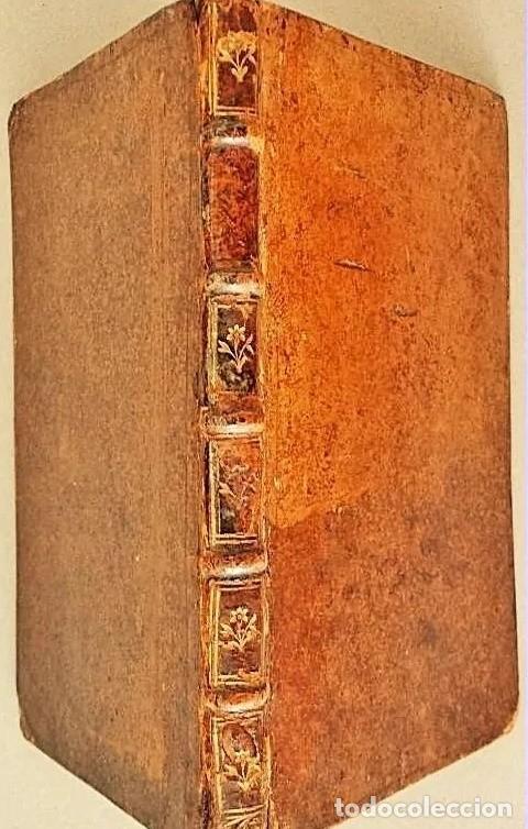 Herramientas de relojes: AÑO 1744: GNOMÓNICA: EL ARTE DE DISEÑAR, CALCULAR Y TRAZAR RELOJES DE SOL. MUY RARO. DESPLEGABLES. - Foto 14 - 190803358