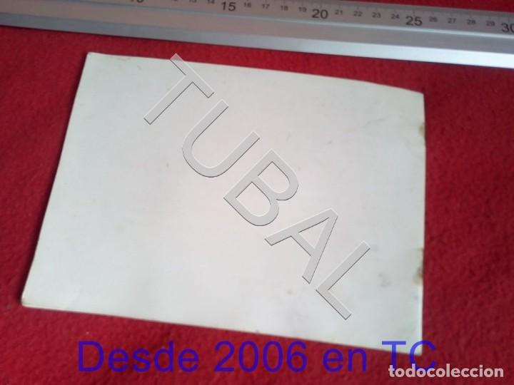 Herramientas de relojes: TUBAL TWENCO RELOJ CALENDARIO ELECTRICO MANUAL DE INSTRUCCIONES U23 - Foto 5 - 194717403