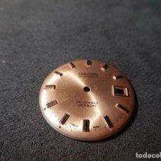 Herramientas de relojes: ESFERA . Lote 195865981
