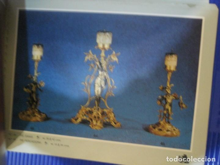Herramientas de relojes: catalogo block publicidad de bronces andria . valencia . reloj pie lampara figuras centros - Foto 4 - 197305120