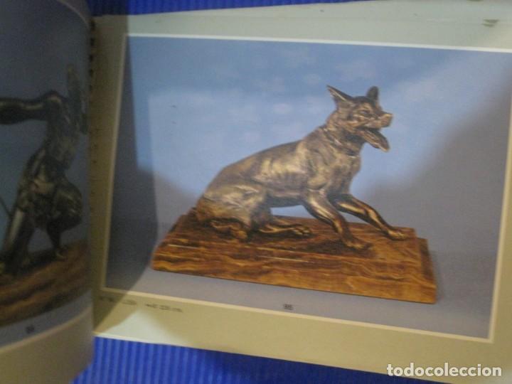 Herramientas de relojes: catalogo block publicidad de bronces andria . valencia . reloj pie lampara figuras centros - Foto 6 - 197305120