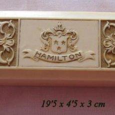 Herramientas de relojes: ESTUCHE RELOJ HAMILTON BAQUELITA ANTIGUO. Lote 199379555