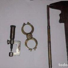 Herramientas de relojes: LOTE DE 5 HERRAMIENTAS DE RELOJERO, VER IMÁGENES, PARECEN BASTANTE ANTIGUAS.. Lote 201324730