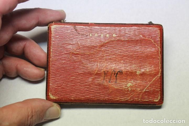 Herramientas de relojes: ESTUCHE PARA RELOJ DE BOLSILLO DE Sra. S.XIX - Foto 4 - 204092802