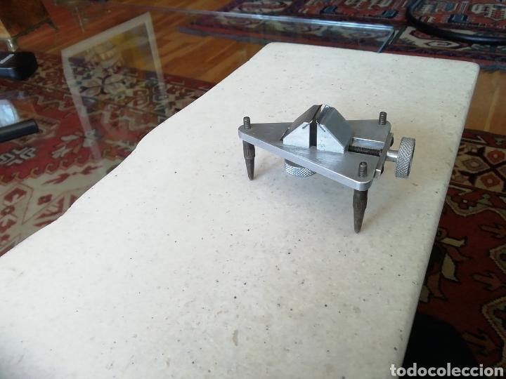 Herramientas de relojes: Antigua herramienta de relojero - Foto 2 - 205136802